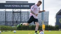 ¡Qué clase! David Beckham entrena con el Inter Miami