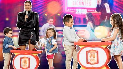 Giovani, Danna, Mateo, Sarilú, Beba y Victoria se lucieron en lo mejor de La Botonera