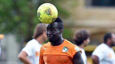 El marfileño Cheik Tioté fallece tras sufrir un colapso en un entrenamiento