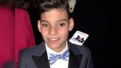 Fuera de peligro Adrián Martín Vega, el niño cantante que padece hidrocefalia