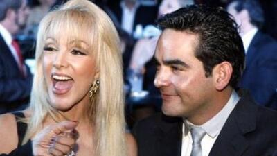 Olivia Collins y Abraham Ramos defienden su amor contra los envidiosos