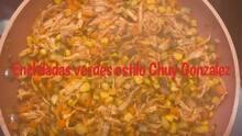En la cocina con Chuy Gonzalez; hoy unas ricas enchiladas verdes