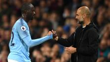 """""""Guardiola tiene problemas con los jugadores de color"""": Yaya Touré"""