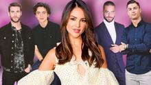 Timothée Chalamet, Maluma, Liam Hemsworth y otros famosos que han vinculado amorosamente con Eiza González