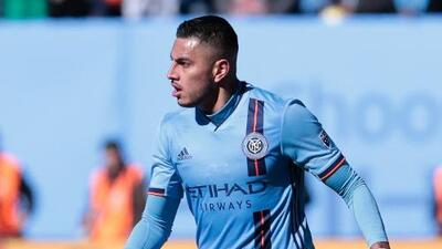 Ronald Matarrita volvió, aportó a NYCFC y sigue creciendo de cara a Copa Oro
