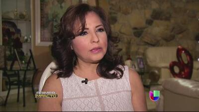 """Adam""""Chalino"""" Sanchez's mother spoke of how difficult it is to live without his son"""