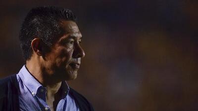 """Nacho Ambriz, con la esperanza intacta: """"Nos ganaron 1-0, estamos con vida"""""""