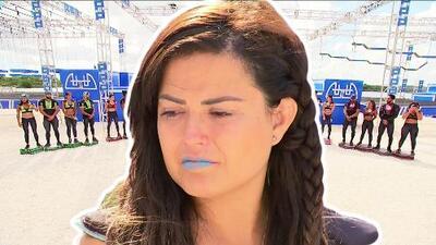 ¿Expulsada?: Mariana Echeverría conoció la sanción por romper las reglas de Reto 4 Elementos