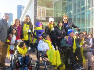 Chicago dice presente en Teleton USA 2015