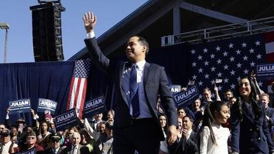 Julián Castro, el latino que asegura poder derrotar a Trump y convertirse en presidente de EEUU en 2020