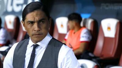 """Paco Palencia aseguró que """"Nosotros pertenecemos aquí, a la Primera División"""""""