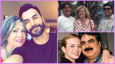 Los suegros que muchos quisieran tener, los famosos te presentan a sus padres