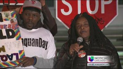 Así recordaron a Laquan McDonald a dos años de su muerte y piden cambios en legislación