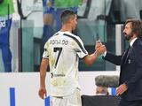 """Andrea Pirlo antes de enfrentar al Porto: """"Estos son los partidos de Cristiano Ronaldo"""""""