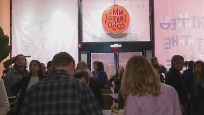 'Immigrant Food', un restaurante que exalta a los inmigrantes a pocos pasos de la Casa Blanca