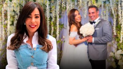 Gelena Solano está de aniversario: recordamos las fotos exclusivas de su boda y momentos claves de su matrimonio