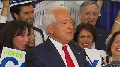 Reacciones de los candidatos a gobernador de California