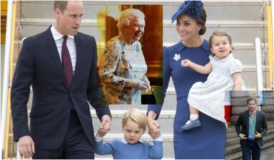 ¿Crisis en el seno de la familia real británica? Quieren que hijo de Lady Di sea rey