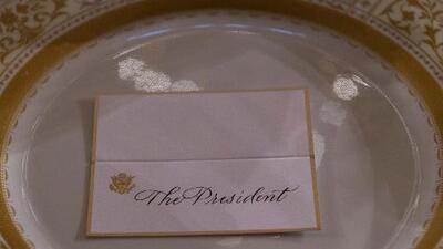 Los vinos del almuerzo presidencial cuestan 25 dólares y se venden en los supermercados