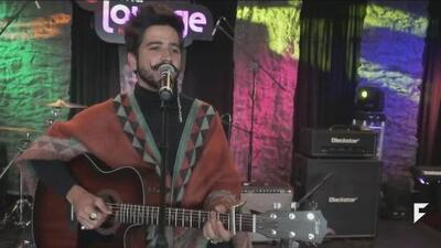 Camilo Echeverry, from song writer to solo artist