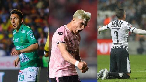 Ángel Mena domina la tabla de goleadores y Brian Fernández no lo pierde de vista