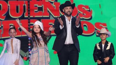 Rogelio Martínez presentó a sus Pequeños Guerreros, listos para ganar