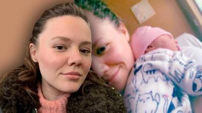 Ella es la esposa de Joy Huerta (del dúo Jesse & Joy) y madre de la pequeña Noah