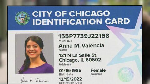 Así son las tarjetas de identificación para residentes, incluidos indocumentados, que se emitirán en Chicago