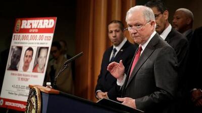 EEUU pone la mira en el poderoso cartel de 'El Mencho' y ofrece $10 millones por el arresto del capo