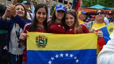 """""""Queremos que se queden en el país teniendo fe por un futuro mejor"""": John Pence a jóvenes venezolanos"""