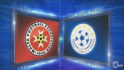 Malta 0 – 5 Kosovo – Goles y Resumen –  Liga D - Grupo 3 – UEFA Nations League