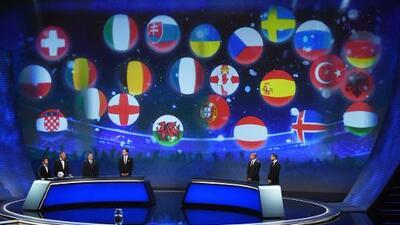 UEFA define los bombos para la fase de clasificación a la Eurocopa 2020