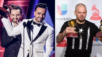 Estos son los ganadores de Latin GRAMMY 2017