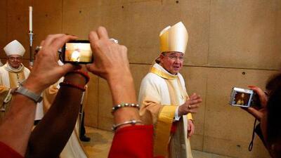 Los obispos católicos de EEUU escogen por primera vez a un inmigrante mexicano como su líder