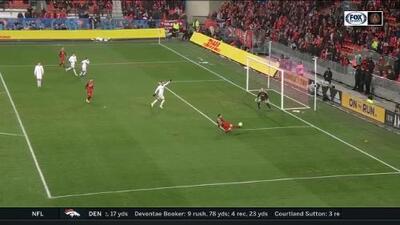 Sebastian Giovinco hace un golazo de volea y sella la victoria, Toronto FC 4-1 Atlanta