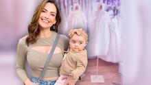 """Michelle Galván quiere que Megan se vea """"hermosísima"""" en su bautizo y pide ayuda para lograrlo"""