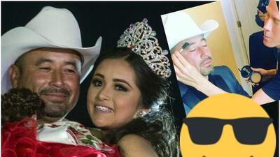 No es broma: el papá de Rubí, la quinceañera más famosa, quiere ser cantante