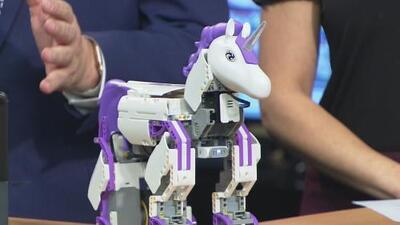 'Jimu', el robot programable y armable exclusivo para niños