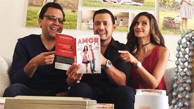 Argelia y Omar lanzan su 'Amor al aire' y comparten las anécdotas de su matrimonio
