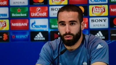 """Carvajal: """"La Champions para el madridismo es su esencia"""""""