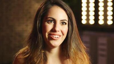 Massiel Mantilla sabe qué debe hacer para cumplir su sueño de trabajar en televisión