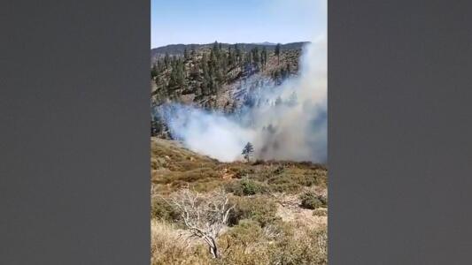 Incendio en Arizona deja más de 600 acres quemados y causa evacuaciones
