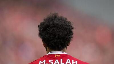 Los derechos de imagen generan tensión entre Salah y Federación de Fútbol Egipcia