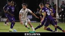 """Jorge Mas sobre Rodolfo Pizarro: """"Será el eje del equipo"""""""