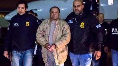'El Chapo' Guzmán comparecerá ante una corte en medio de fuertes medidas de seguridad
