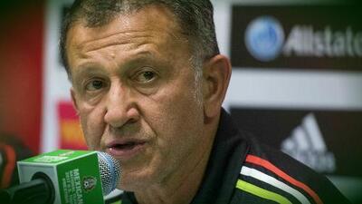Osorio dio la lista de 32 jugadores para los próximos partidos del Tri