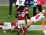 Los 49ers le meten el pie a unos Cardinals en busca de Playoffs