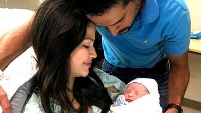 Ana Patricia ya tiene entre sus brazos a su 'baby boy' (y así reveló  su nombre)