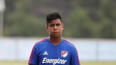 """Efraín Álvarez: """"El objetivo con México es ir a ganar el campeonato"""""""
