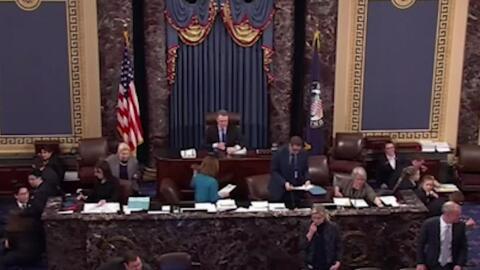 Senadores muestran firme oposición a la construcción del muro